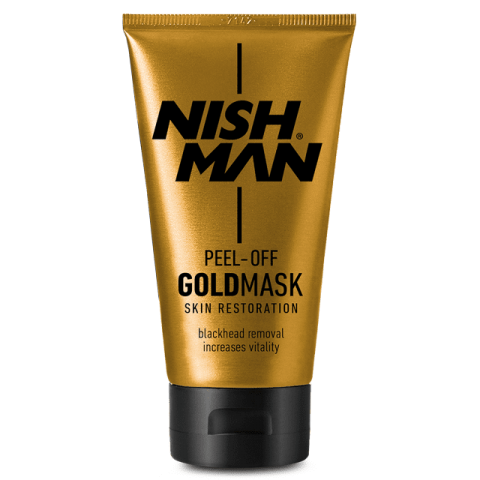 Очищающая маска для лица NISHMAN GOLD PEEL OFF MASK 150 ML